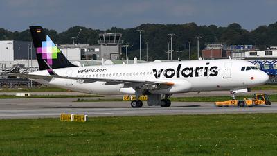 D-AXAE - Airbus A320-271N - Volaris