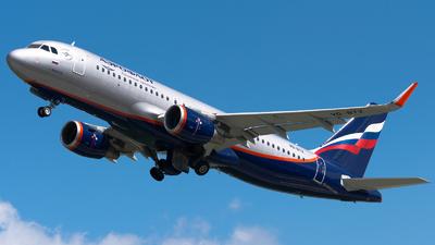 A picture of VQBTX - Airbus A320214 - Aeroflot - © Igor Piotrowicz