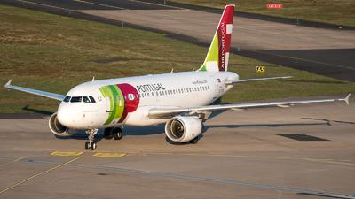 CS-TTV - Airbus A319-112 - TAP Portugal