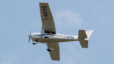 I-ACVD - Cessna 172S Skyhawk SP - Aero Club - Varese