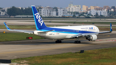 JA620A - Boeing 767-381(ER) - All Nippon Airways (ANA)