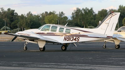 N9134S - Beechcraft 58 Baron - Private