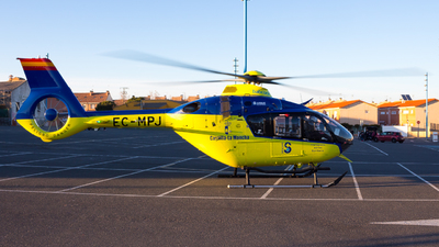 A picture of ECMPJ - Airbus Helicopters H135 T3 - Babcock MCS Espana - © WingletSpotter
