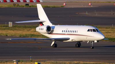 CS-DLH - Dassault Falcon 2000EX - NetJets Europe