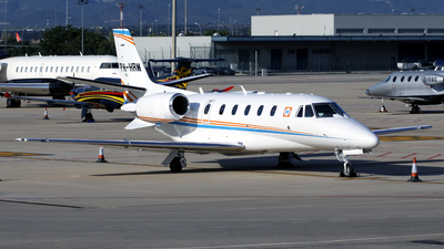 PH-HRM - Cessna 560XL Citation XLS Plus - Private