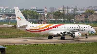 B-3241 - Embraer 190-100LR - Colorful Guizhou Airlines