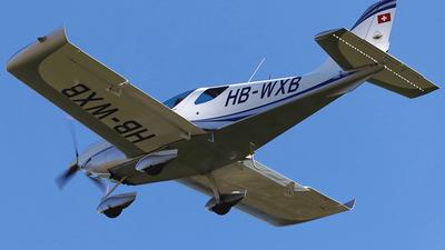 A picture of HBWXB - Czech PS28 Cruiser - [C0458] - © Jean-Charles Sautaux