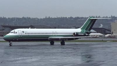 N800DM - McDonnell Douglas DC-9-32 - Private