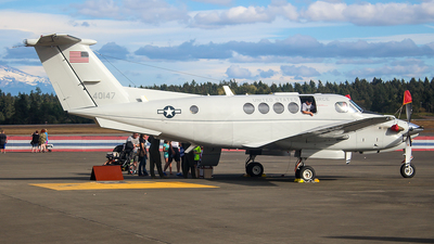 84-0147 - Beechcraft C-12U-3 Huron - United States - US Air Force (USAF)
