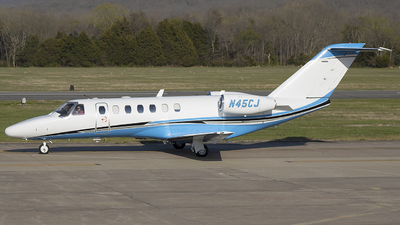N45CJ - Cessna 525B CitationJet 3 - Private