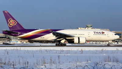 HS-TJW - Boeing 777-2D7(ER) - Thai Airways International