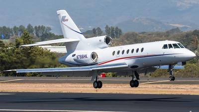 N766HK - Dassault Falcon 50 - DAC Aviation