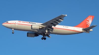 B-2325 - Airbus A300B4-605R(F) - Uni-Top Airlines