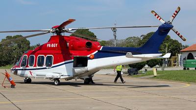 PR-BGY - Agusta-Westland AW-139 - CHC Helicopters