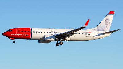 LN-NGM - Boeing 737-8JP - Norwegian