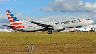 A picture of N850NN - Boeing 737823 - American Airlines - © RAFAEL FERNANDEZ ABARCA