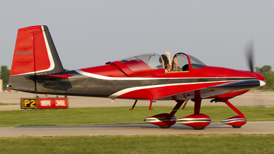 A picture of N896PS - Van's RV7A - [72074] - © Jeremy D. Dando