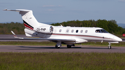 A picture of CSPHP - Embraer Phenom 300 - NetJets - © PAUL LINK