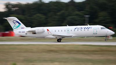 S5-AAE - Bombardier CRJ-200LR - Adria Airways