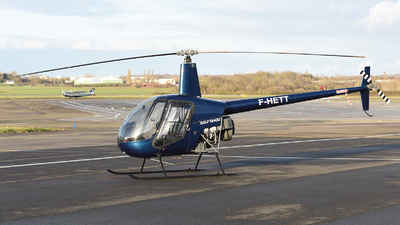 F-HETT - Robinson R22 Beta II - Private
