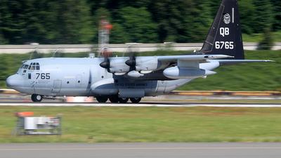 166765 - Lockheed Martin KC-130J Hercules - United States - US Marine Corps (USMC)