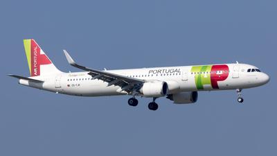 CS-TJK - Airbus A321-251N - TAP Air Portugal