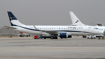 PP-XTF - Embraer 190 Lineage 1000 - Embraer