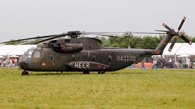 84-32 - Sikorsky CH-53G - Germany - Army