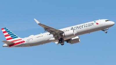 N414AL - Airbus A321-253NX - American Airlines
