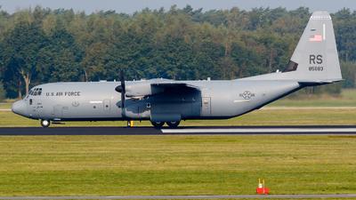 08-5683 - Lockheed Martin C-130J-30 Hercules - United States - US Air Force (USAF)