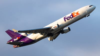 A picture of N620FE - McDonnell Douglas MD11F - FedEx - © Sean Asay