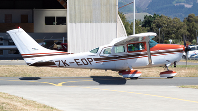 ZK-EOP - Cessna TU206G Turbo Stationair - Aerial Surveys