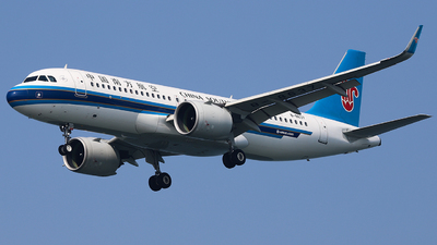 B-8637 - Airbus A320-271N - China Southern Airlines