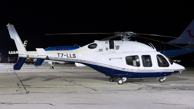 T7-LLS - Bell 429 WLG - Private
