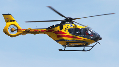 A picture of SPHXM - Airbus Helicopters H135 P3 - Polish Medical Air Rescue - © Arkadiusz Smó?kowski
