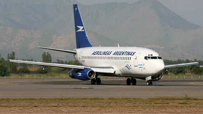 LV-ZXP - Boeing 737-228(Adv) - Aerolíneas Argentinas