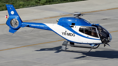 YR-MDG - Eurocopter EC 120B Colibri - Romanian Aviation Academy