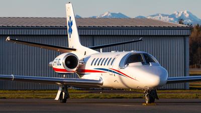 A picture of CFTJC - Cessna 560 Citation Encore - [5600544] - © CJMAviation