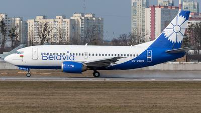 EW-290PA - Boeing 737-5Q8 - Belavia Belarusian Airlines