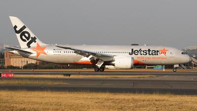 A picture of VHVKJ - Boeing 7878 Dreamliner - Jetstar Airways - © Rolf Jonsen