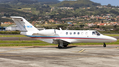 D-IMGW - Cessna 525A CitationJet 2 - Private