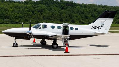 N8HT - Cessna 421C Golden Eagle - Private