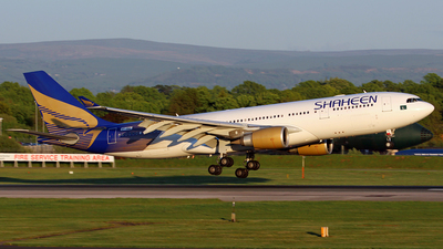 AP-BML - Airbus A330-203 - Shaheen Air International