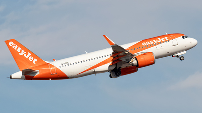 A picture of GUZHL - Airbus A320251N - easyJet - © Rui Sequeira