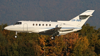 CN-RBS - Hawker Beechcraft 900XP - Private