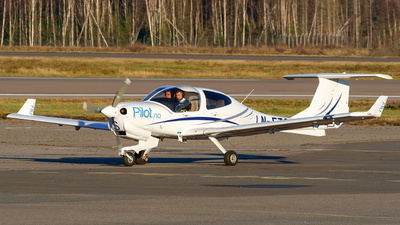LN-FTS - Diamond DA-40NG Diamond Star - Pilot Flight Academy