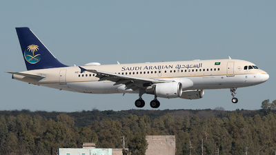 A picture of HZASD - Airbus A320214 - Saudia - © Gianluca Mantellini