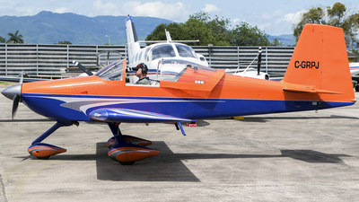 C-GRPJ - Vans RV-7A - Private