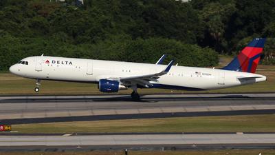 N115DN - Airbus A321-211 - Delta Air Lines