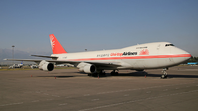 B-2462 - Boeing 747-2J6F(SCD) - Uni-Top Airlines